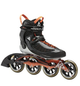 Speedskates kaufen K2 RADICAL 100 M - Speedskates Test