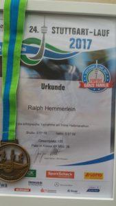 Inliner Halbmarathon Stuttgart