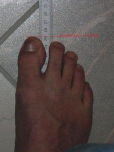 Inliner-Größentabellen Wie du die Länge des Fußes messen kannst