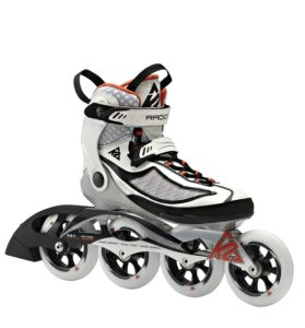 Inline Skates mit großen Rollen - Inliner Ersatzrollen