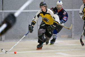 Inline-Skaterhockey vs Eishockey