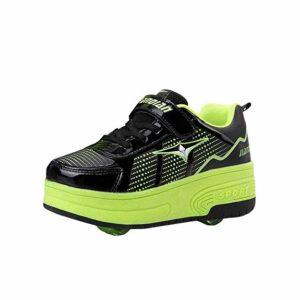 Schuhe mit Rollen - junge Erwachsene