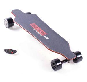 Longboard mit Motor - Wizzard 4.0-