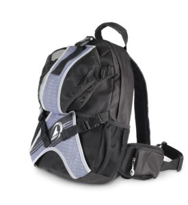 Rollerblade Unisex Backpack Inliner Rucksack Tasche
