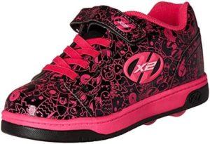 Heelys Schuhe mit 2 Rollen X2