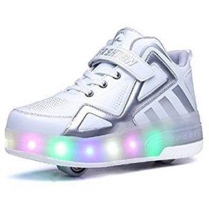 Heelys Schuhe mit 2 Rollen