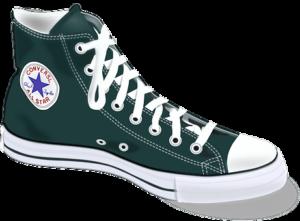 Schuhe mit Rollen für Mädchen - Chucks