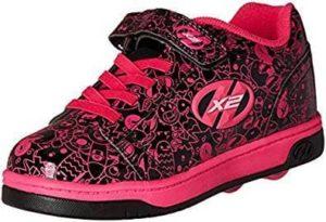 Schuhe mit Rollen für Mädchen- Rosa