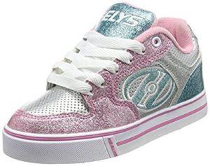 Schuhe mit rollen für Mädchen - Glanz