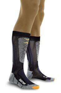 Inliner Socken grau