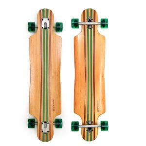 "Skateboard Test - Kauai"" Longboard"