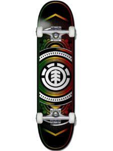 Skateboard Test - Section