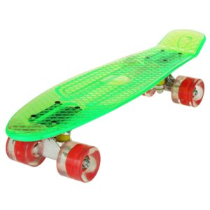 Mini Skateboard mit LED