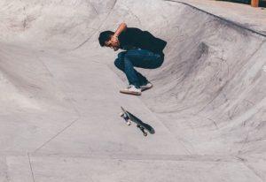 Skateboard für Anfänger