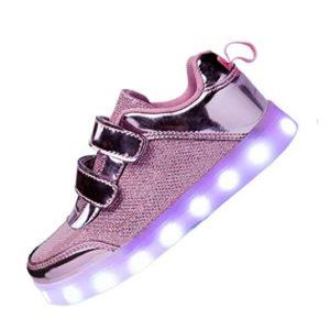 Schuhe mit LED