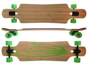 Maxofit Mini Longboard