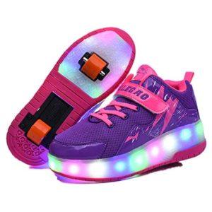 Wasnton Schuhe mit LED